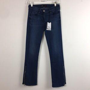 3x1 Higher Ground Gusset Zip Jeans